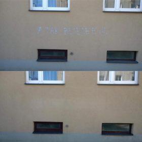 Kevadine Grafiti puhastus